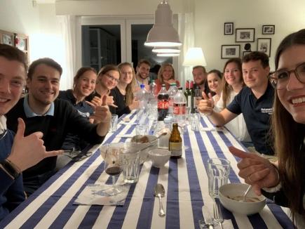 GELUNGENER ABSCHLUSS DES CLUBJAHRES 2019 -2020